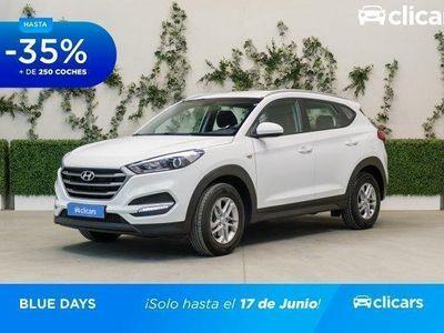 brugt Hyundai Tucson 1.6 GDi BlueDrive Essence 4x2