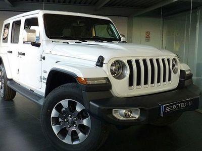 usado Jeep Wrangler Unlimited 2.0T GME Sahara 8ATX