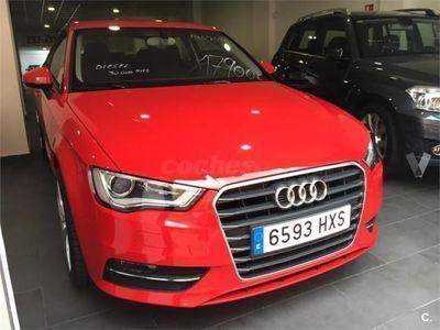 usado Audi A3 1.6 Tdi 105cv Ambition 3p. -14
