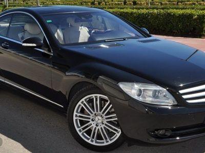 usado Mercedes CL500 designo 388 cv