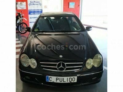 usado Mercedes CLK200 Clase ClkK 163 cv en Avila
