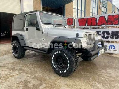usado Jeep Wrangler 4.0 Extreme Sport Techo Duro AT