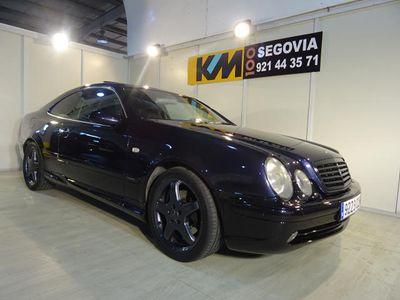 usado Mercedes CLK430 Elegance