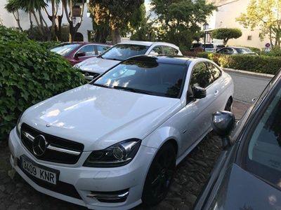 usado Mercedes C250 Coupé BE Sport 7G Plus