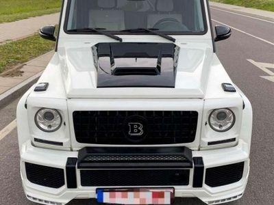 usado Mercedes G500 Clase GSTW Largo