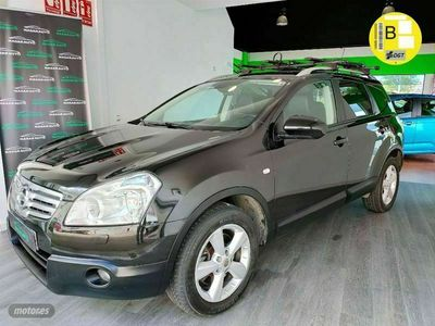 usado Nissan Qashqai +2 2.0 dCi TEKNA PREMIUM 4x4 AT Piel 17