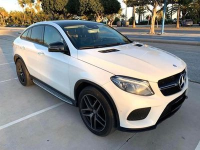 usado Mercedes GLE350 d Coupe 4Matic 9G-TRONIC AMG Line