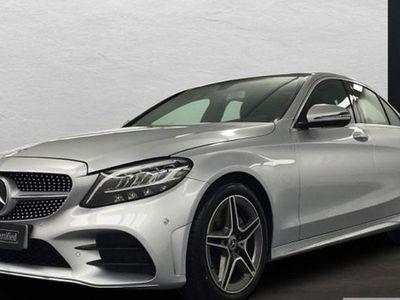 usado Mercedes 220 d AMG Line (EURO 6d-TEMP)