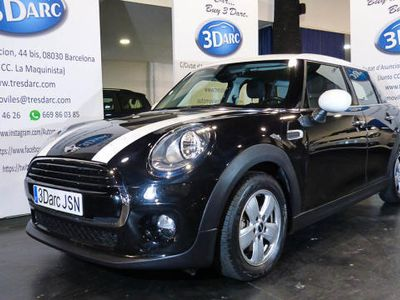 used Mini Cooper D Clásico