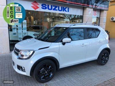usado Suzuki Ignis 1.2 GLX SHVS