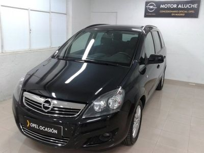 brugt Opel Zafira 1.7 CDTI 110 CV FAMILY
