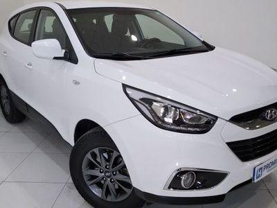 brugt Hyundai ix35 1.6 GDI Klass 4x2