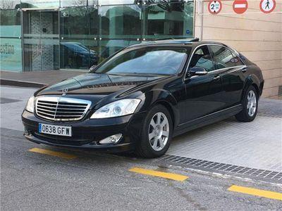 usado Mercedes S320 CDI, MUCHÍSIMOS EXTRAS, MUY BUEN ESTADO¡¡¡