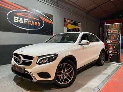 usado Mercedes GLC220 dCoupé 4Matic Aut.