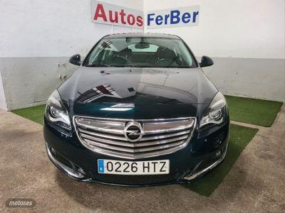 usado Opel Insignia 2.0 CDTI 130 CV Selective Auto
