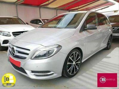 usado Mercedes B200 Clase BCDI 4M Aut. Sport