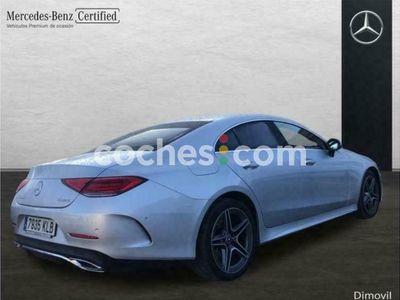 usado Mercedes CLS350 Clase Cls4matic Aut. 286 cv en Murcia