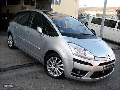 brugt Citroën C4 Picasso 2.0 HDi CAS Exclusive
