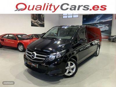 usado Mercedes V200 Clased Avantgarde Extralargo