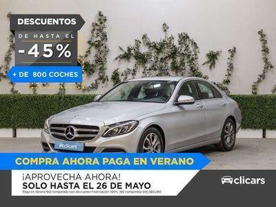usado Mercedes C220 BlueTEC