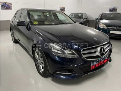 usado Mercedes E200 E200 CDI AVANTGARDE 4p
