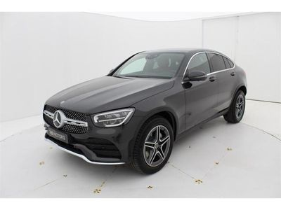 usado Mercedes 200 GLCd 4Matic 9G-Tronic Coupe