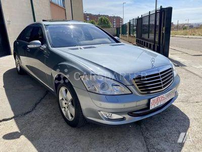 usado Mercedes S500 ClaseLargo Aut.