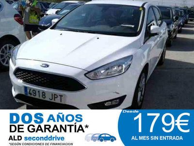 used Ford Focus 1.5 TDCI Trend+ 88 kW (120 CV)