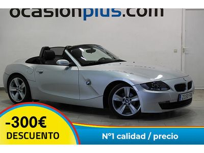 usado BMW Z4 2.0 i Cabrio 110 kW (150 CV)