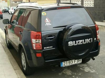 usado Suzuki Grand Vitara 1.9DDiS JLX-A