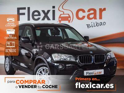usado BMW X3 XDRIVE20D 5p