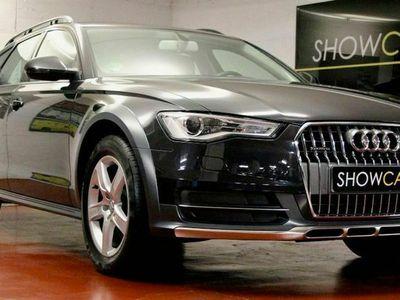 usado Audi A6 Allroad Quattro 3.0 TDI 218cv quattro S tron Advanced ed