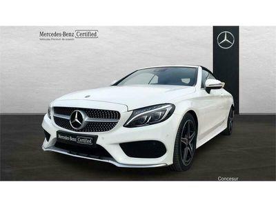 usado Mercedes C220 d Cabrio