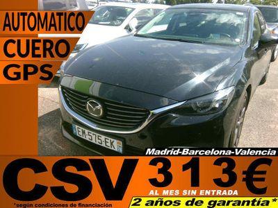 usado Mazda 6 2.2 DE Luxury 129 kW (175 CV)