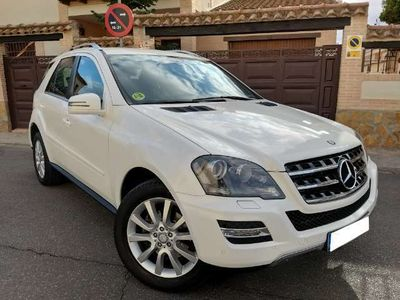 usado Mercedes ML300 CDI BE 4M Grand Edition Aut.