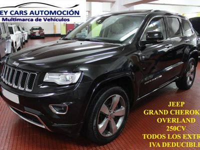 brugt Jeep Grand Cherokee 3.0CRD Overland Aut.