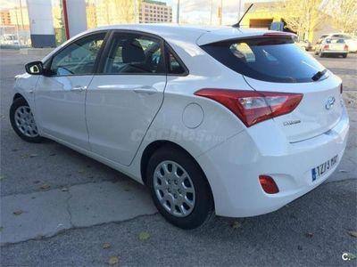 usado Hyundai i30 1.6 Crdi 110cv Klass 5p. -14