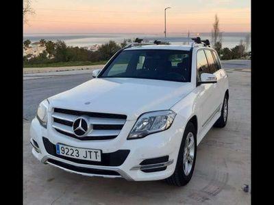 usado Mercedes GLK200 CDI BE Bright Edition