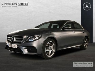 usado Mercedes E300 BERLINA