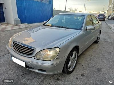 used Mercedes S400 Clase SCDI