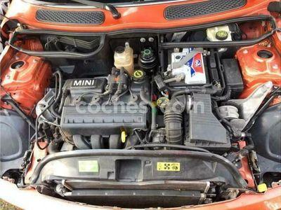 usado Mini Cooper Cabriolet 115 cv en Castellon