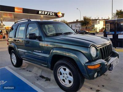 usado Jeep Cherokee 3.7 V6 Limited
