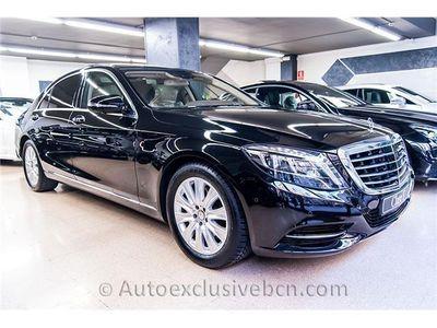 usado Mercedes S350 d 4M Largo 9G-Tronic - FULL EQUIP - 575 €/MES