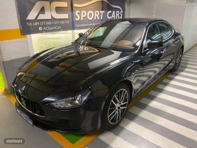 usado Maserati Ghibli 3.0 V6 DS 275cv RWD