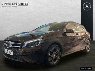 usado Mercedes A180 A -CLASS 1.5 180 CDI URBAN 109 5P