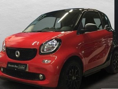 usado Smart ForTwo Electric Drive Coupé Passion