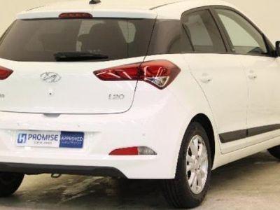 usado Hyundai i20 año 2016 10465 KMs