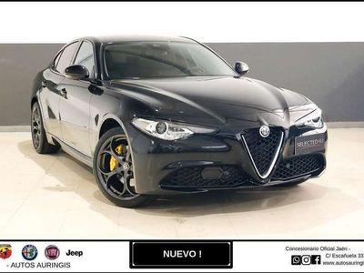 usado Alfa Romeo Giulia 2.0 Gasolina 147kW (200CV) Executive AT AUTOS AURI