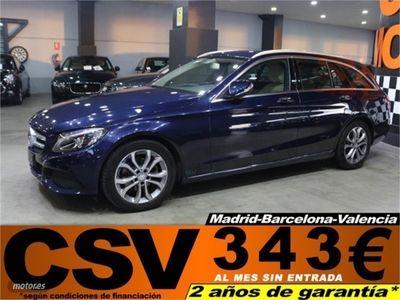 brugt Mercedes C220 Clase Cd Estate