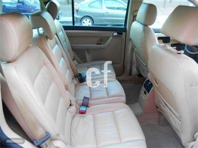 usado VW Touran 2.0 TDI DSG HIGHLINE